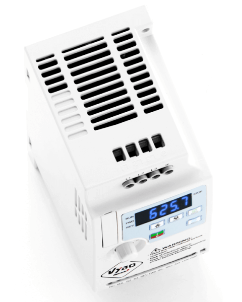 frekvenčné meniče vybo electric A550