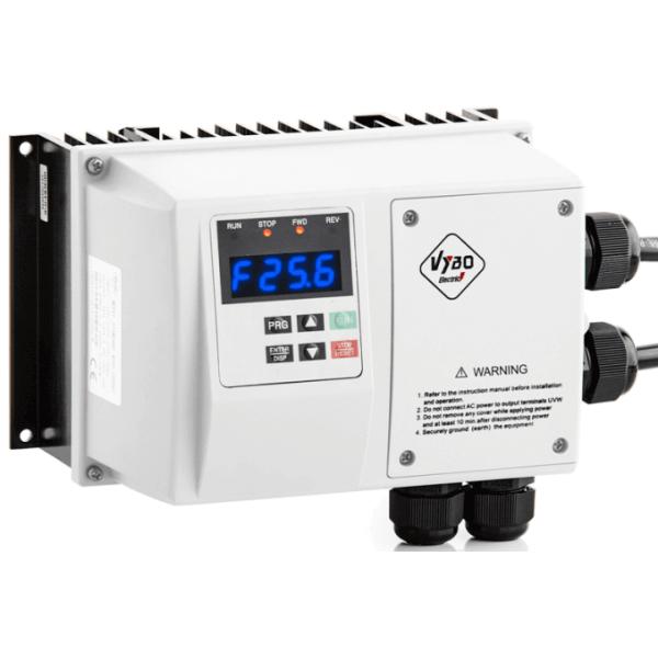 frekvenčné meniče x550 vybo electric